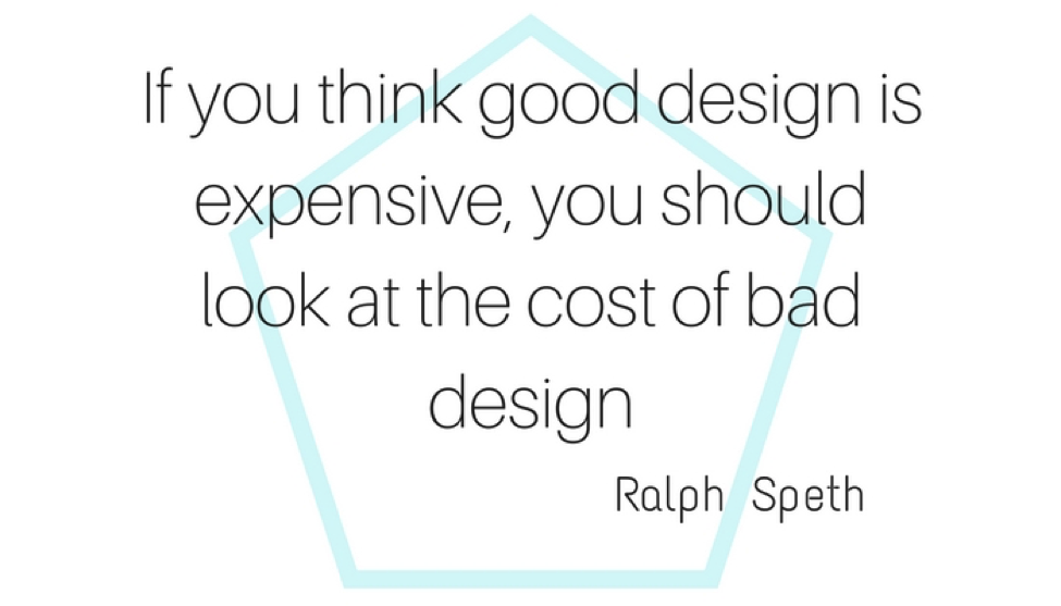 "Ralph Speth - ""Good design, bad design"" cost quote"