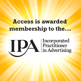 Access is awared membership to the IPA