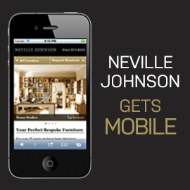 Neville Johnson Gets Mobile
