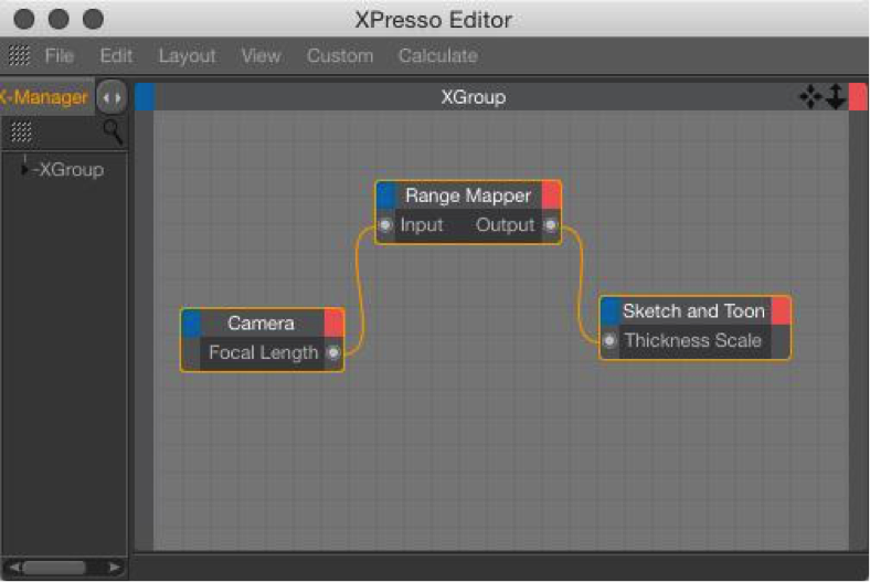 How to solve line thickness problems in Cinema 4D, 'Sketch