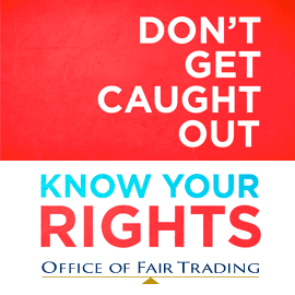 OFT - Know Your Rights Campaign