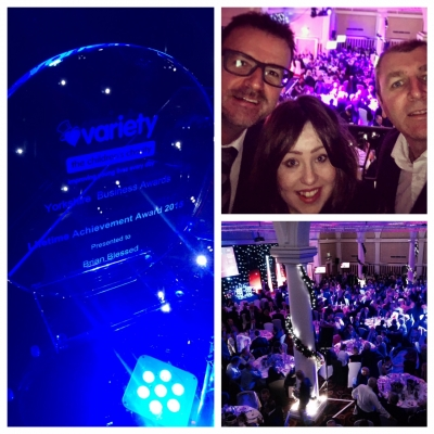 Access at the Variety Yorkshire Business Awards