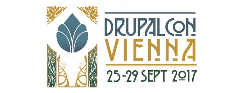 DrupalCon Vienna logo