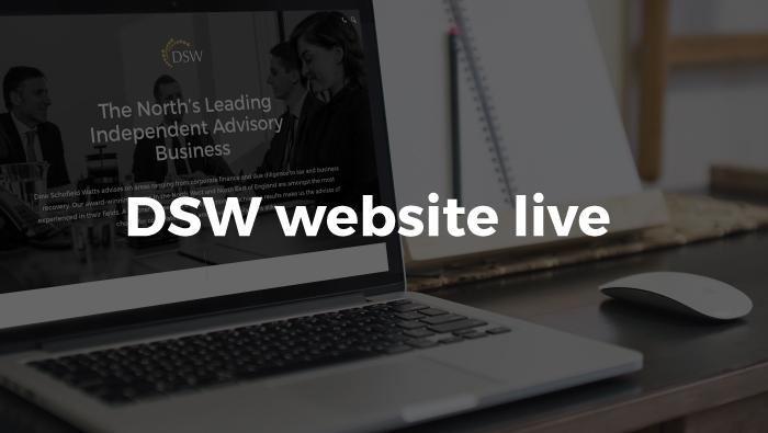 DSW website