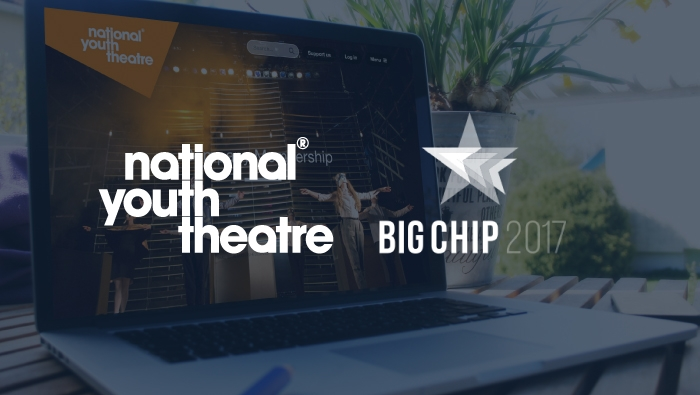 National youth theatre - big chip awards 2017