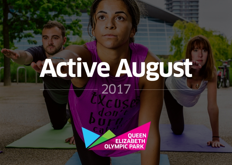 QEOP news header - Active August