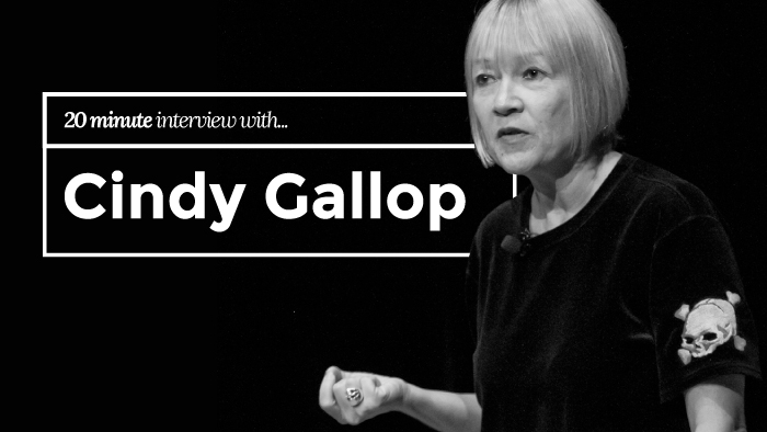 Cindy Gallop interview on Access blog