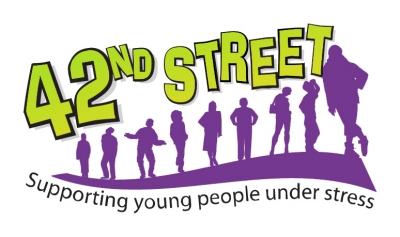 42nd Street - supporting young people under stress