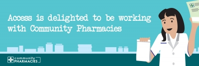 Access working with Community Pharmacies