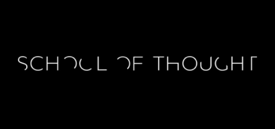School of thought logo, manchester