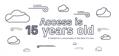 Access Timeline Header