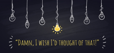 The best 'I wish I'd thought of that' ideas from 2016