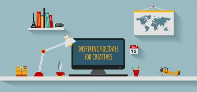 The top 10 inspiring holidays for creatives