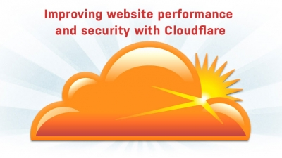 Improving Drupal website performance and security with Cloudflare