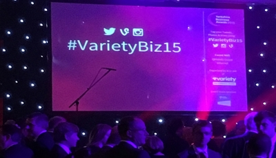 Event Stream Live at the Variety Yorkshire Business Awards