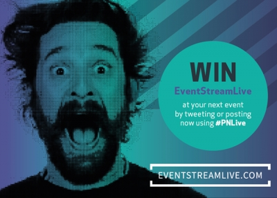 Exhibiting EventStreamLive at ProlificNorthLive