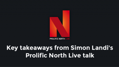 Prolific North Live logo