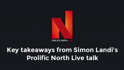 Prolific North Live logo