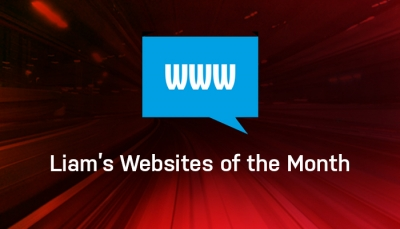 Liam's Websites of the Month - Bumper May addition