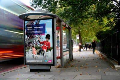 QEOP campaign in London