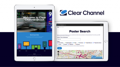 Clear channel website