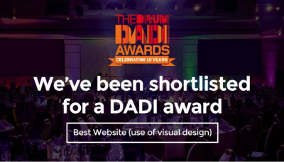 Access shortlisted for Dadi award