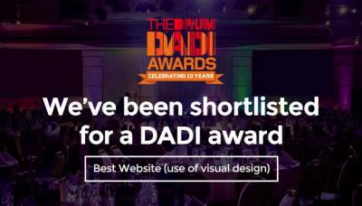 Access shortlisted for Dadi award