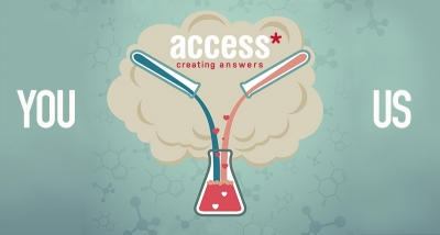 Access - You working with Us is the formula