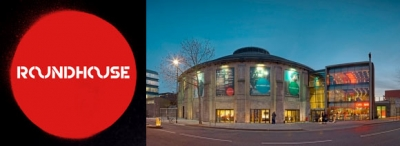 Roundhouse logo and building