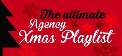 """The ultimate agency xmas playlist"""