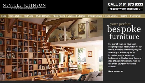 Neville johnson website access full service marketing - Neville johnson ...