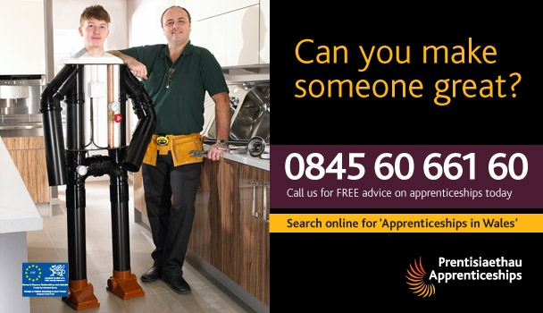 Welsh Government - Apprenticeships