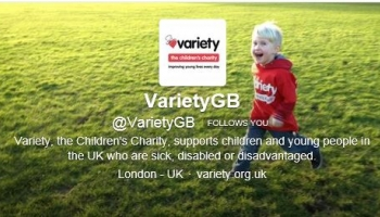 Variety twitter profile