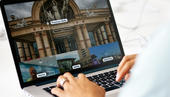 Driving sales with an interactive website for media sales company, Perfect Fit Media Case Study