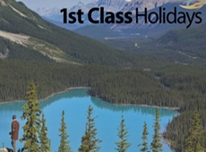 Access win exciting new travel client; 1st Class Holidays