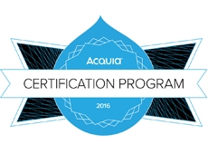 Drupal Developer Michael Trestianu passes his Acquia exam!