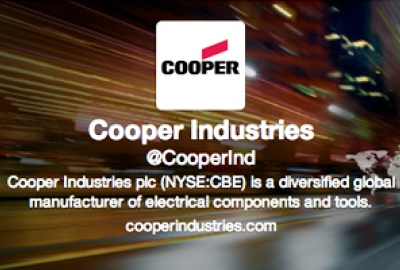 case study cooper industries Read case study - cooper industries free essay and over 88,000 other research documents case study - cooper industries dividend policy at fpl group, inc (a) & (b) 1.